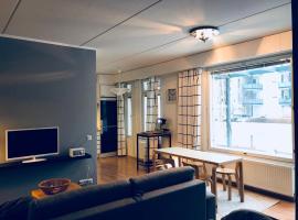 STAY Sello Business Suite, hotelli Espoossa lähellä maamerkkiä Leppävaaran asema