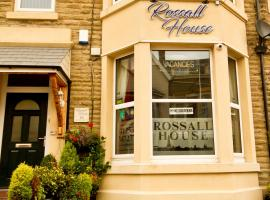 Rossall House, hotel near Blackpool Football Club, Blackpool