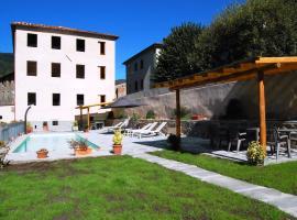 PALAZZO ULQINI, hotel in Bagni di Lucca