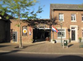 Koperen keteltje, hotel near Susteren Station, Nieuwstadt