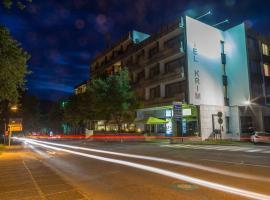 Hotel Krim, hotel in Bled