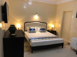 RESIDENCE DE L'AMITIE, hotel in Dakar