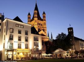 Rhein-Hotel St.Martin, guest house in Cologne