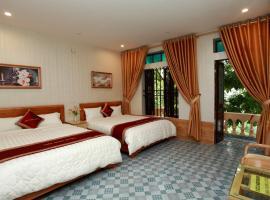 Diep Minh Hotel, hotelli kohteessa Ninh Bình