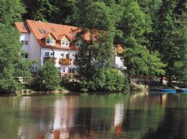 Hotel Haus am See, Hotel in Schleusingen