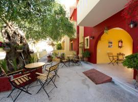 Casa di Dandolo, hotel in Parga