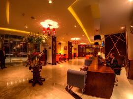 Meneur Hotel, отель в Аммане