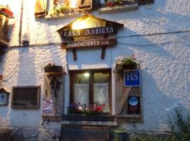 Casa Marieta, hotel cerca de Rey Juan Carlos, Estación de Canfranc