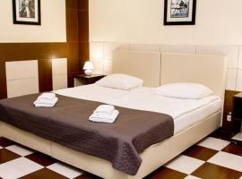 Korona Hotel, hotell nära Boryspil internationella flygplats - KBP, Boryspil