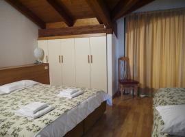 Hotel Oasi, hotel a Múggia