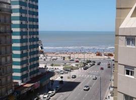 Mar del Plata, hotel cerca de Playa La Perla, Mar del Plata
