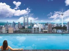 吉隆坡御庭豪景酒店,吉隆坡的飯店