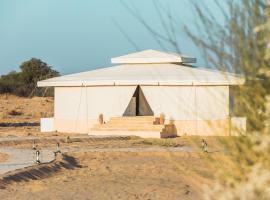 Kanak Jaisalmer, luxury tent in Jaisalmer