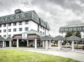Hotel Globus – hotel w Pradze