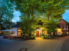 zuhause bei Hoffmann, hotel in Hamminkeln