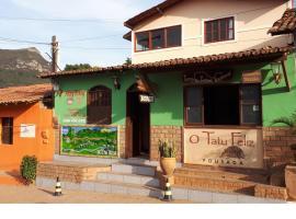 Pousada Tatu Feliz, homestay in Vale do Capao