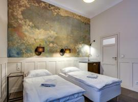 Sentral Apartments – kwatera prywatna w mieście Katowice