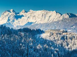 Kempinski Hotel Berchtesgaden, Wellnesshotel in Berchtesgaden