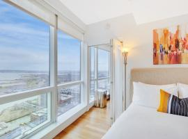 Dharma Home Suites JC at Paulus Hook, hotel in Jersey City