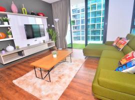 Kuching City New Luxury Vivacity Suite A3, apartment in Kuching