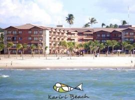 Kariri Beach Residence, apartment in Cumbuco