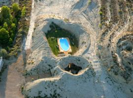 Hotel Cueva Tardienta Monegros-Adults Only, hotel in Tardienta