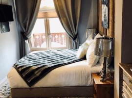 Coeur des Neiges, hôtel à Saint-Gervais-les-Bains
