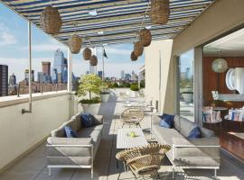 The Maritime Hotel, boutique hotel in New York
