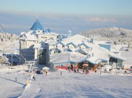 Bof Hotel Uludağ Ski & Convention Resort, отель в Улудаге