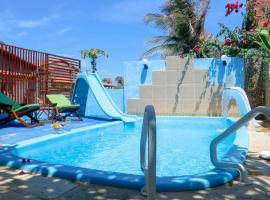 Pousada Estrela do Oriente, pet-friendly hotel in Taíba