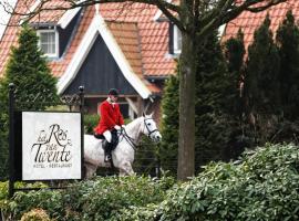 Het Ros van Twente, hotel in De Lutte