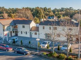 Kauri Motel on Riccarton, motel in Christchurch