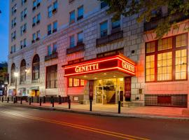 Genetti Hotel, SureStay Collection by Best Western, hotel near Pennsylvania College of Technology, Williamsport
