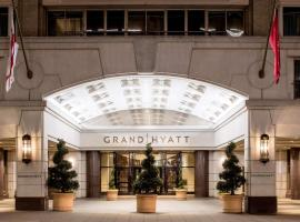 Grand Hyatt Washington, hotel ve Washingtonu