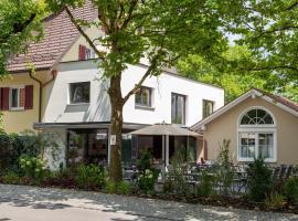 ZUM SCHLOSS Amtzell, Hotel in der Nähe von: OberschwabenHallen Ravensburg, Amtzell