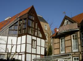 Münster Altstadttraum, self catering accommodation in Münster