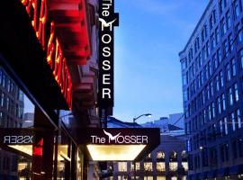 The Mosser Hotel, hotel in South of Market (SOMA), San Francisco