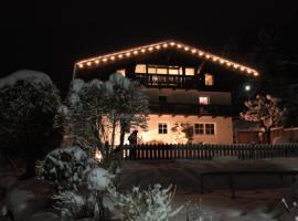 Haus Brandstätter, hotel in Eben im Pongau