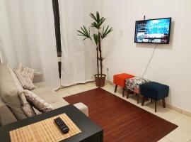 Amplo Apartamento no Centro de Floripa, apartment in Florianópolis
