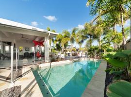 Cairns beaches home @Trinity Park, hotel in Trinity Beach