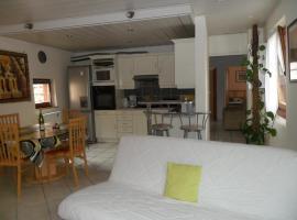 Chez Fretz, apartment in Ribeauvillé