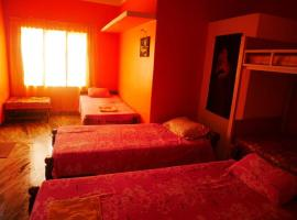 Nanni Backpackers hostel, accessible hotel in Alleppey