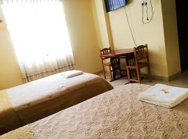 Sandel, budget hotel in Barranca