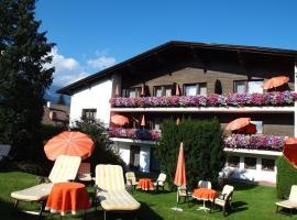 Hotel Sonnhof, haustierfreundliches Hotel in Innsbruck