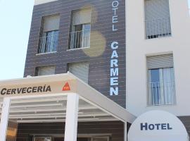 Hotel Carmen, hotel in La Cala de Mijas