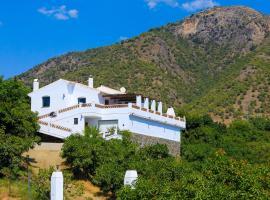 Cortijo Los Madroños, cabin in Frigiliana