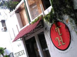 Hotel Hostal Teresa, hotel en Zipolite