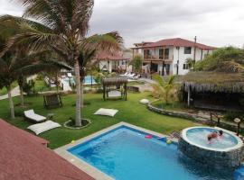 Hotel Villa Sirena, hotel in Los Órganos