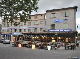 Grand Hôtel du Cours, hôtel à Sisteron