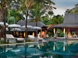 Blue Karma Villas Umalas, hotel in Canggu